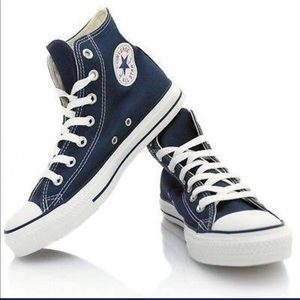 New Converse Chuck Taylor All Star Shoes Navy